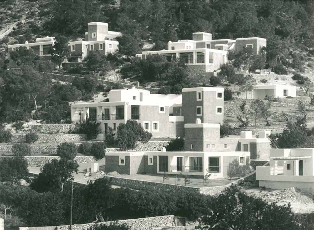 Casa gomis 3d 3dtorres - Arquitectos en ibiza ...