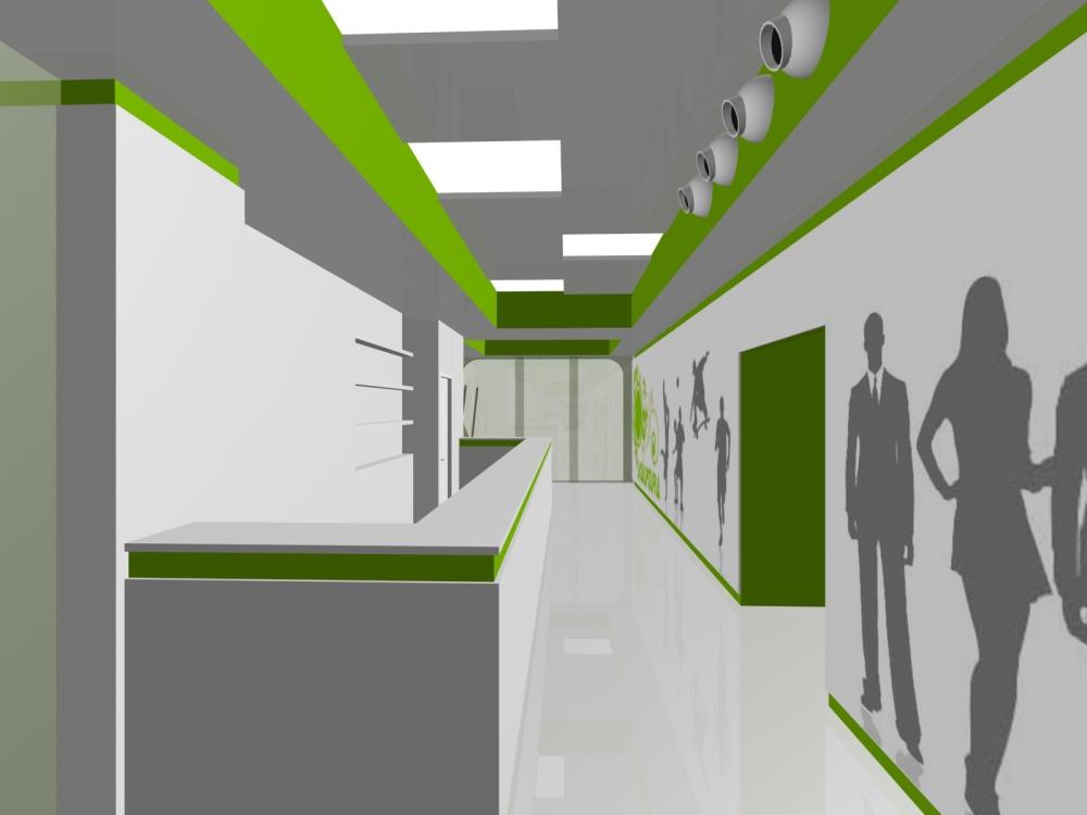 PFC Interiorismo SCULPTURA en 3D (2/4)