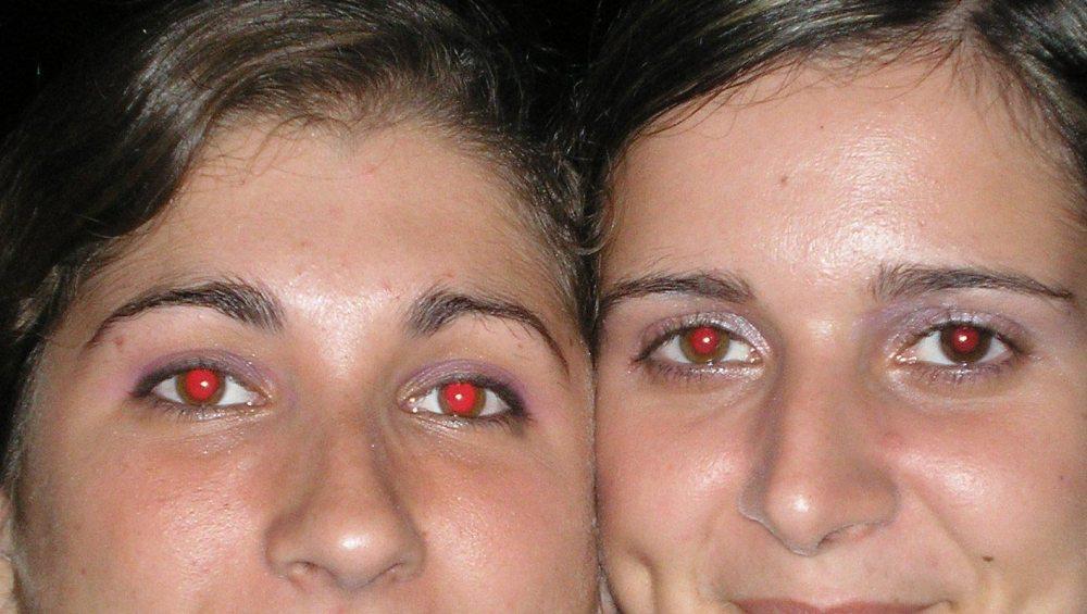 Tutorial: Eliminación de ojos rojos (2/5)
